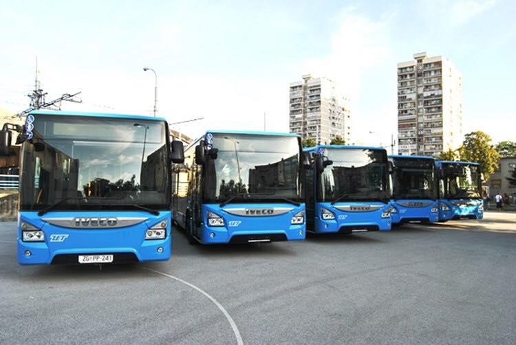Zet Od Ponedjeljka Mijenja Autobusne Linije Pogledajte Kuda Voze Pametnima Dosta